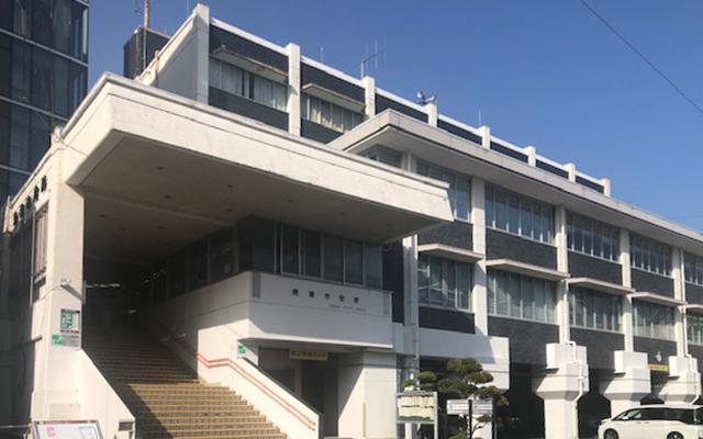 焼津市役所