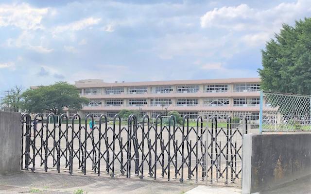 桐生市立境野小学校