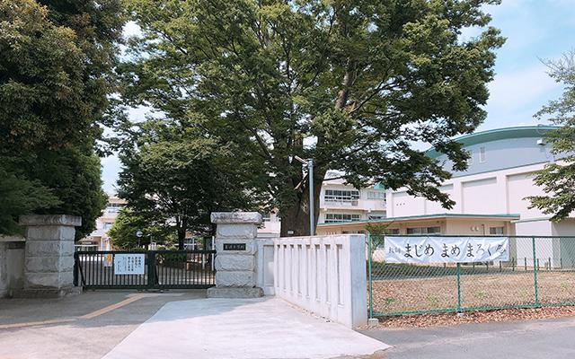 妻沼小学校