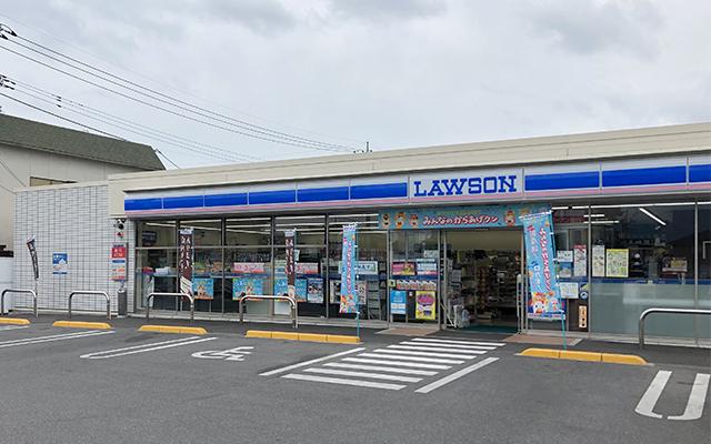 ローソン甲斐富竹新田店