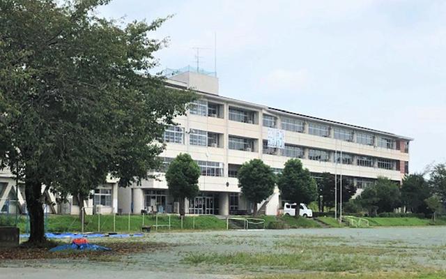 みどり市立笠懸中学校