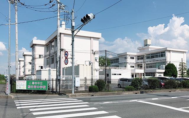 熊谷東中学校