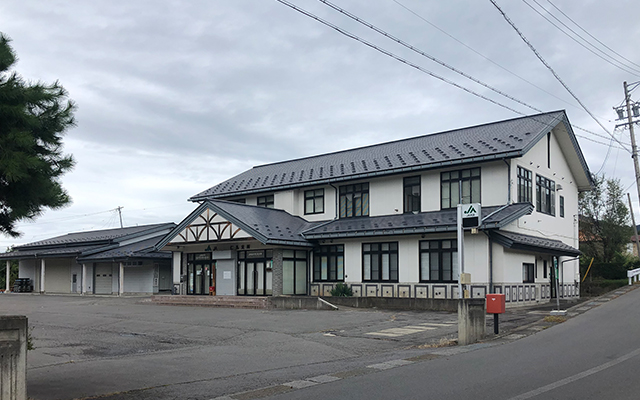 JA仁礼支所